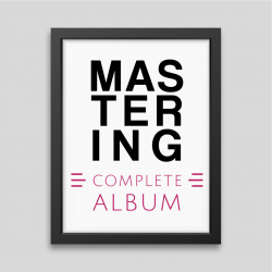 Mastering a complete album